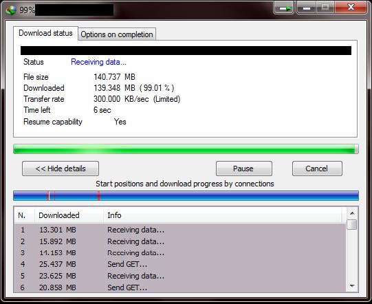 Kali ini admin akan berbagi tutorial tentang Cara Mempercepat Proses Download