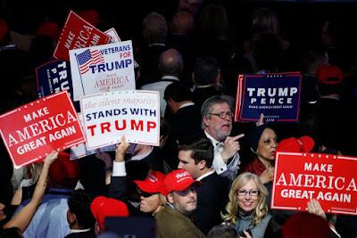 amerikai elnökválasztás, Donald Trump, Hillary Clinton, POTUS, Trump-POTUS