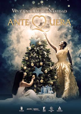 Antequera - Navidad 2017 - Germán Luque