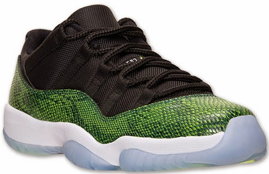 Snake skin returns to the Air Jordan 11 Retro Low for the second  consecutive year. This time they will be available exclusively in men s  sizes for the first ... 26f0cdba1