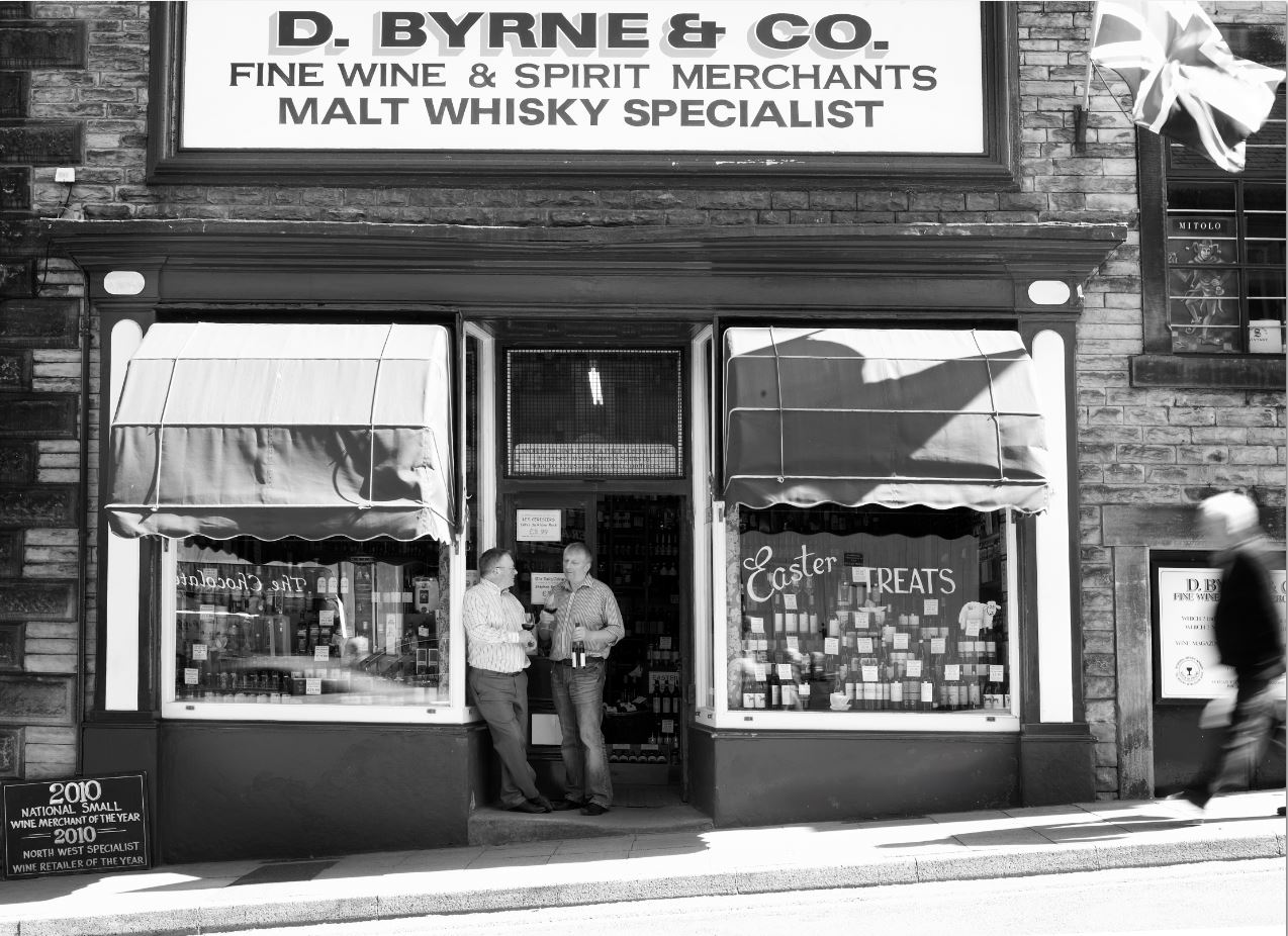 D. Byrne & Co. Wine Jottings