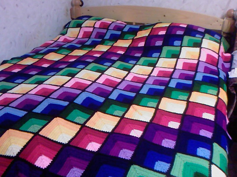 Qué significa el crochet afgano ~ Crochet Esquemas