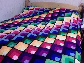 Qué significa el crochet afgano
