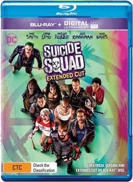 Suicide Squad (2016) English 720p & 1080p Blu-Ray Download
