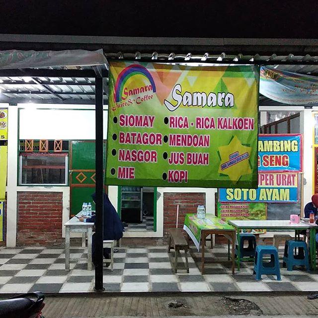 Romansa Kuliner Purworejo, Pusat Jajanan dan Masakan Purworejo