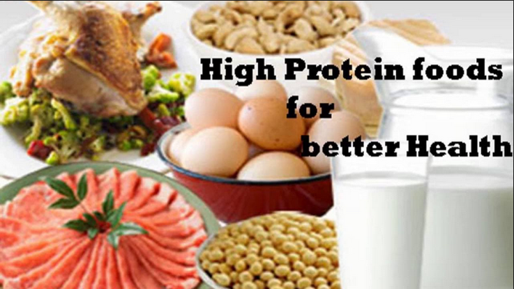 food with high protein Nutrient search: foods highest in protein, and lowest in total fat.