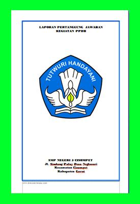 LPJ Kegiatan PPDB Sekolah 2017-2018