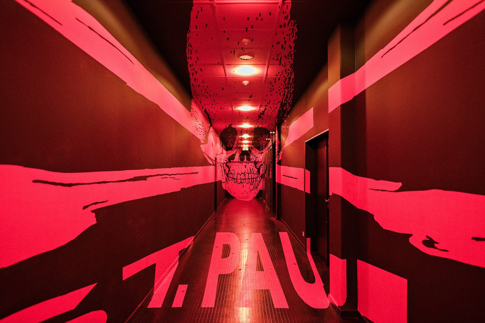 st pauli dressing room football