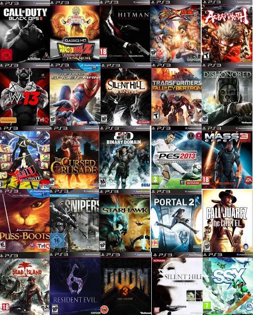 Kumpulan Website Tempat Download Game PS3 Terlengkap ...