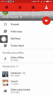 Cara Menghapus Riwayat Ditonton di Youtube