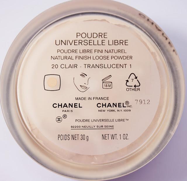 CHANEL - Poudre Universelle Libre (20 Clair - Translucent 1)