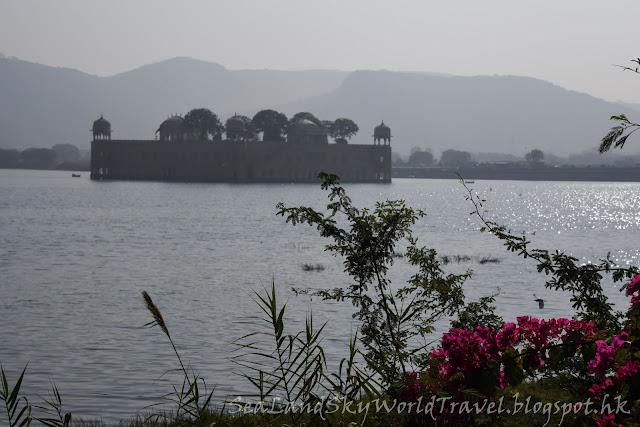 水上宮殿 Jai Mahal