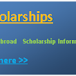 broad scholarship Scholarships for education abroad uconn and other organizations offer myriad scholarships for education abroad programs we strongly encourage you.