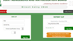 JAMB Direct Entry Sales Of Form Deadline Extended