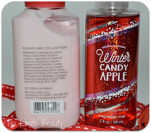 [Shipito] Compras en Bath & Body Works - Winter Candy Apple