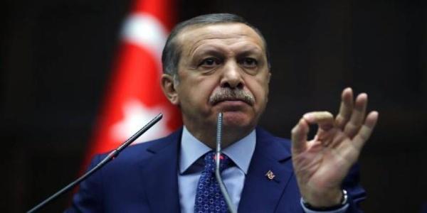 Ερντογάν: «Η Τουρκία διεξάγει νέο πόλεμο ανεξαρτησίας κινδυνεύουμε με εθνικό ακρωτηριασμό»