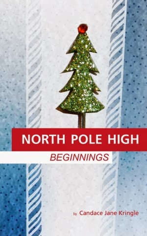 North Pole High: Beginnings, a collection of short origin stories compiled and edited by Candace Jane Kringle, author of North Pole High: A Rebel Without a Claus