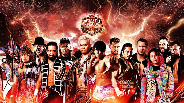 Mendes Review: Wrestle Kingdom 14 – Noite 2