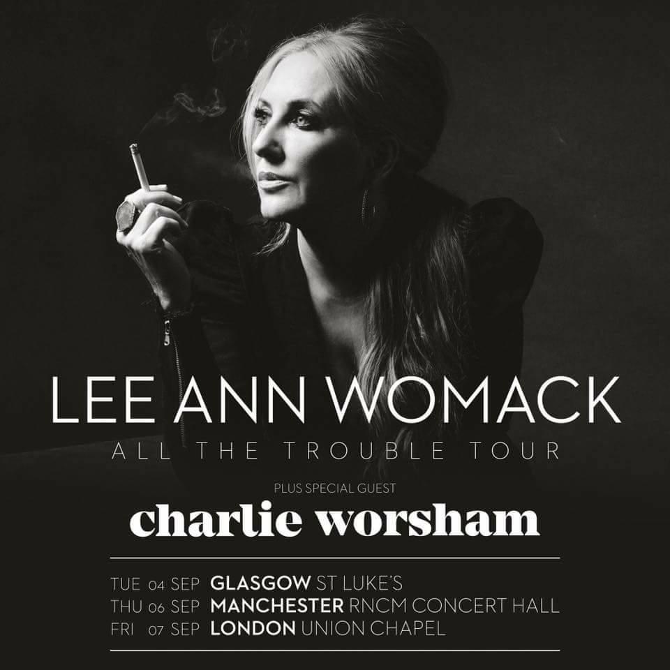 Lee Ann Womack Tour Uk