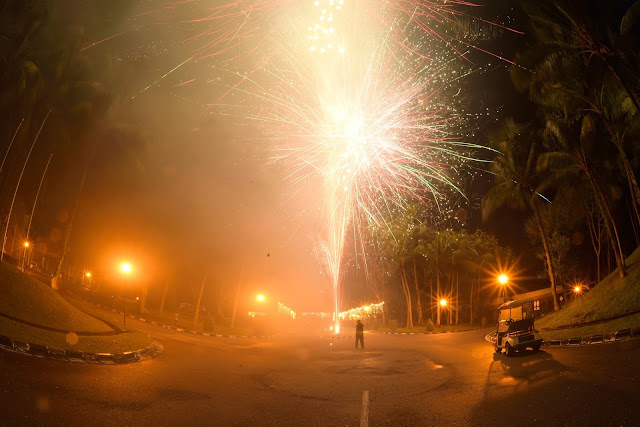 Celebrate Your New Year at Bintan Lagoon Resort