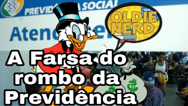 PATINHAS PREVIDÊNCIA SOCIAL ROMBO