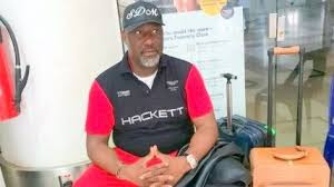 DINO MELAYE get free from alleged  abductors