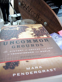"""Uncommon Grounds"" at RAW Coffee, Jln Ampang, KL"