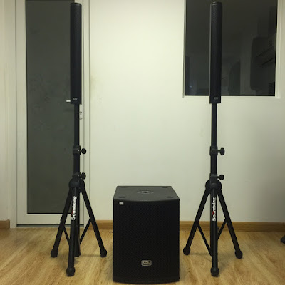 bo loa line array mini soundking ls21