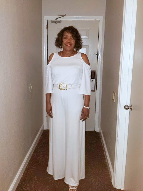 #sewingformom #m7716 @sewtofit DIY sewing Jumpsuits, all white party fashion
