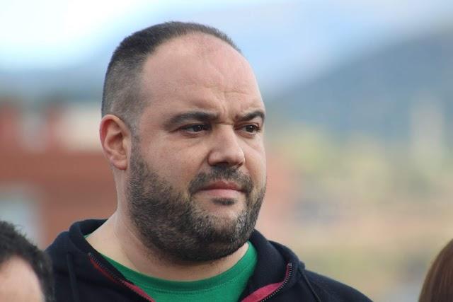 Fallece el concejal del PSE, expresidente del Baloncesto Paúles y profesor Alberto Lodeiro a los 45 años