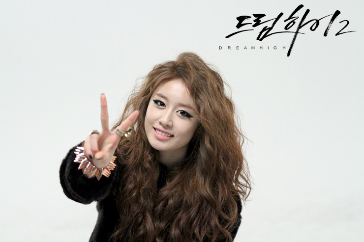 More of T-ara Jiyeon's pictures from 'Dream High 2'   T ...