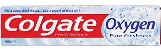 dentifrice eau oxygénée