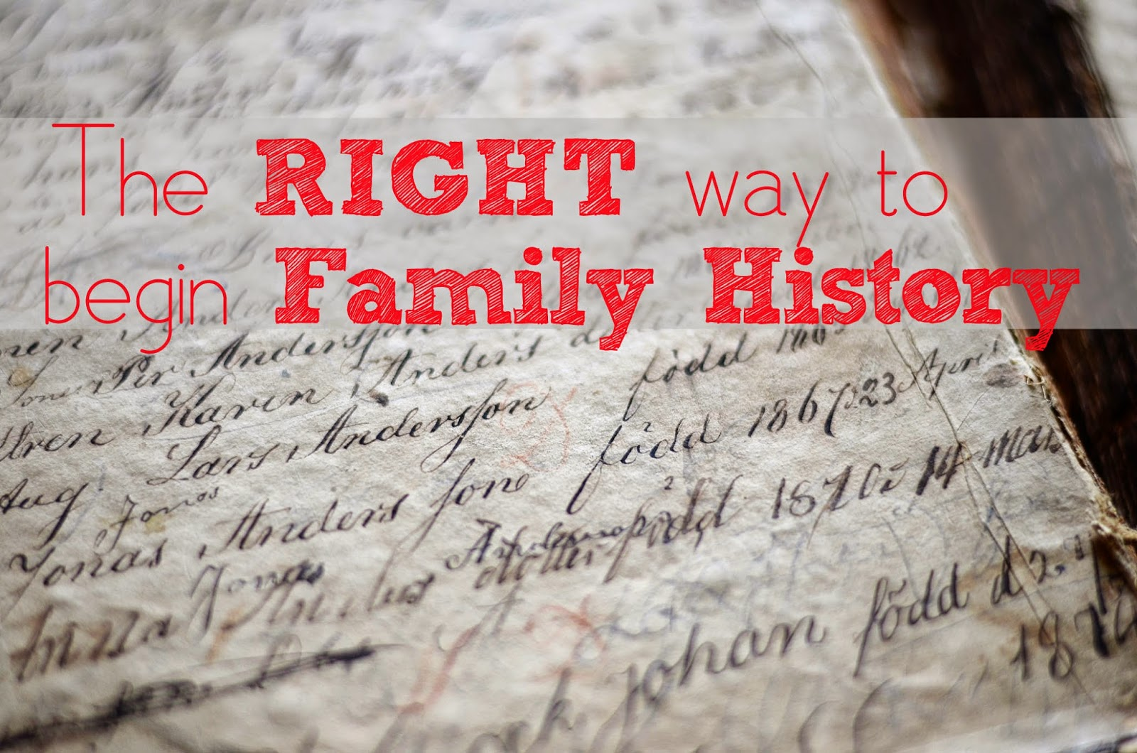genealogy-family-history