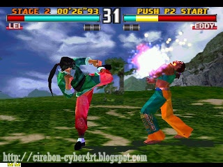 Free Download Game Tekken 3 RIP Full Version