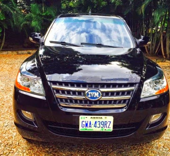 Suv Cars Page 7: Welcome To Linda Ikeji's Blog: Photos: Is This SUV Really