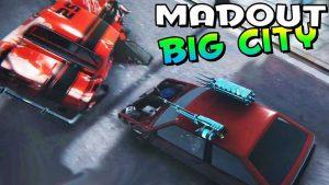 MadOut 2 Big City MOD Apk v2.2 Online