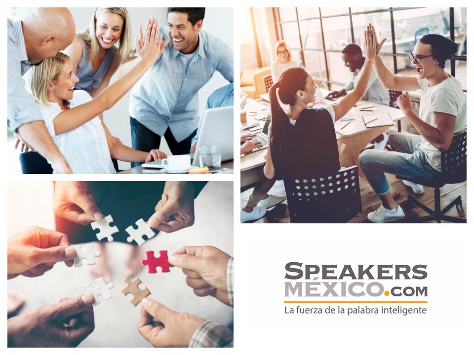 Conferencias Motivacionales Speakers México Trabajar En