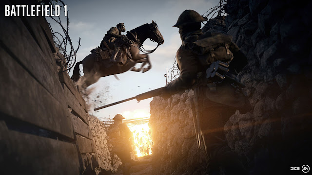 Review – Battlefield 1 trench