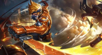5 Hero Assasin Tersakit Game Mobile Legends di Bulan Febuari 2019