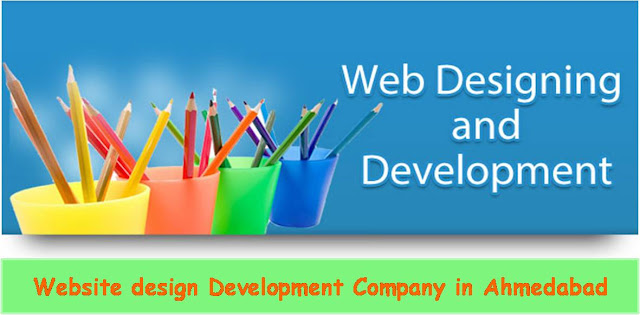 Website Design & Development Services in Ahmedabad