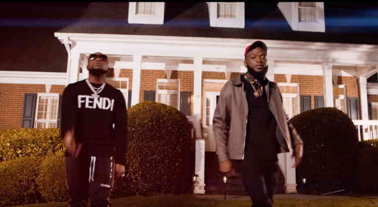 Dremo releases visuals for Kpa feat. Davido