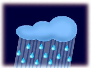 Resultado de la imagen para lloviendo esta tarde en santo domingo