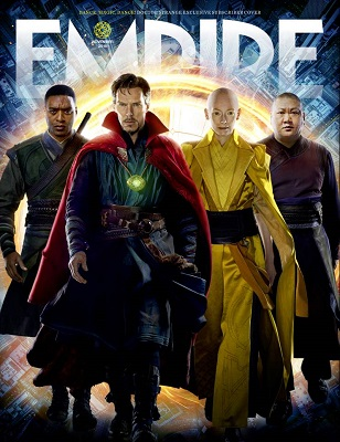 Doctor Strange 2016 Dual Audio Hindi DVDScr 700MB HD