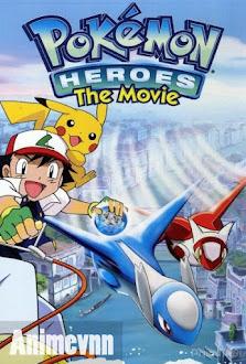 Pokemon Movie 2 -Lugia Huyền Thoại - Pokemon: Maboroshi no Pokemon Lugia Bakutan 1999 Poster