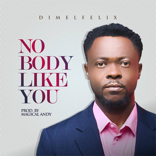 "AUDIO: Dimel Felix - ""No Body like You"""
