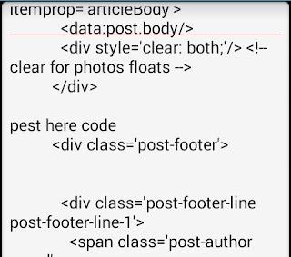 Pest code class - footer