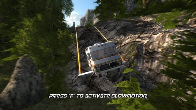 Camper Jumper Simulator PC Full