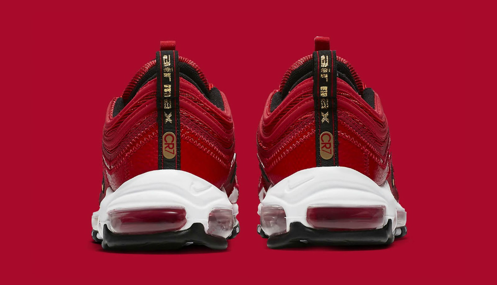 0be6307173 Do you like the red edition of the Nike Air Max 97 CR7 sneakers? Let us  know in the comments below.