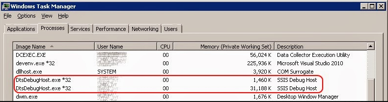 SSIS ERRORS & SOLUTIONS - By Berry!: 4 Description: SSIS