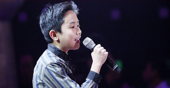 Aiken Ramos turns 3 chairs on 'The Voice Kids' Season 3